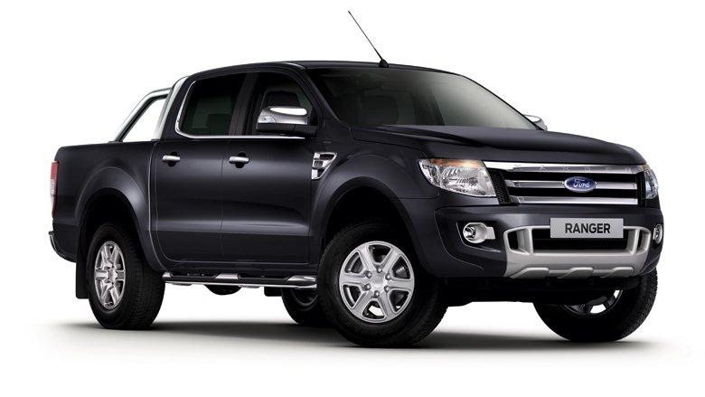 Нагрузив Ford Ranger - можете забыть о комфорте