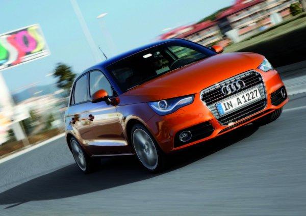 обзор Audi A1