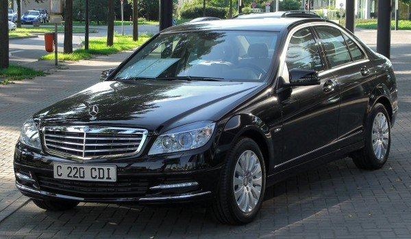 Mercedes Benz C 220 CDI обзор