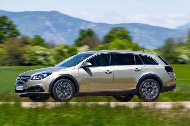 Opel Insignia 2016-2017 года