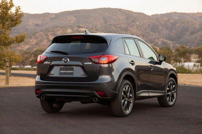 Особенности Mazda CX-5 2016-2017