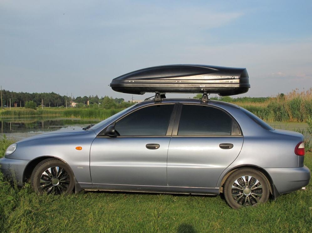 Каждый вид багажника имеет свои особенности и функции