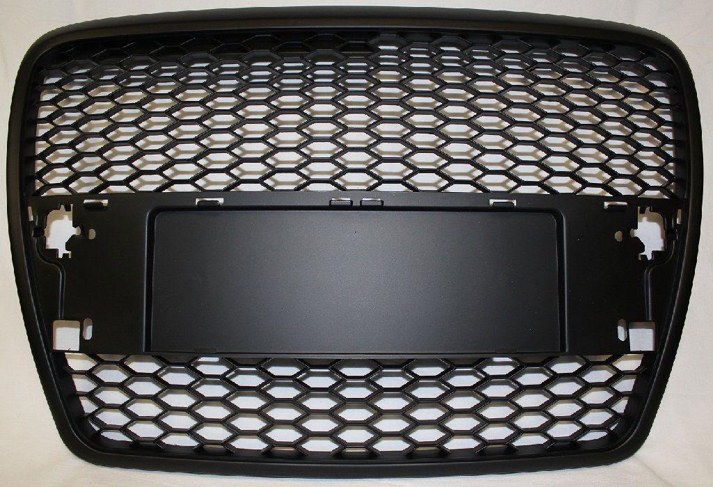 Структура, материал и цвет решетки способствуют скорейшему охлаждению радиатора