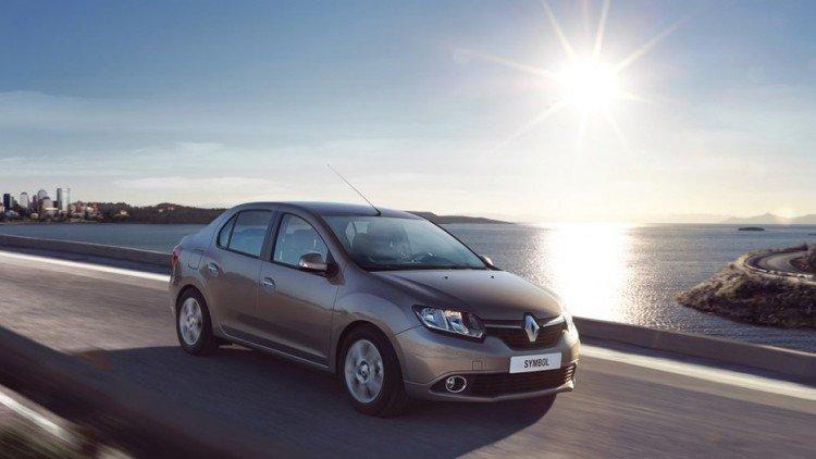 Особенности Renault Symbol 2016 модельного года