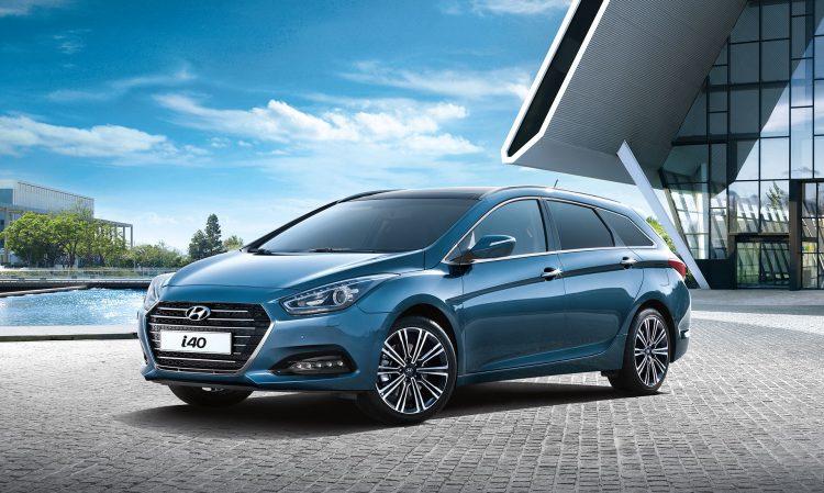 Хендай i40 2020-2021 года в кузове универсал