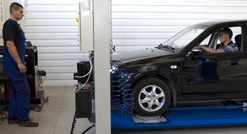 Гарантия производителя распространяется только на важнейшие детали автомобиля