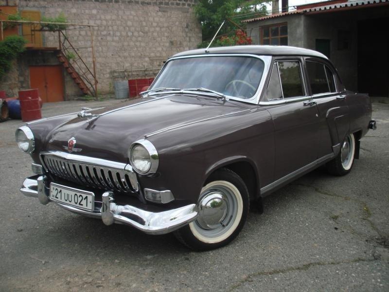 ГАЗ 21 - автомобиль второй серии