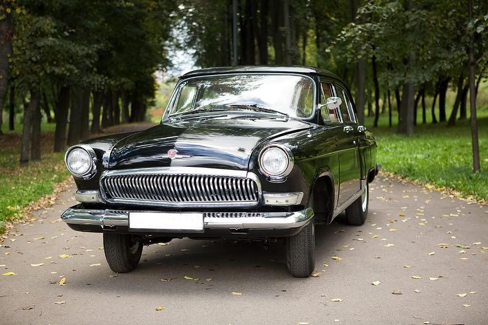 ГАЗ 21 - автомобиль третей серии