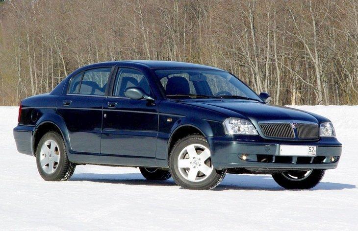 Волга ГАЗ 3115
