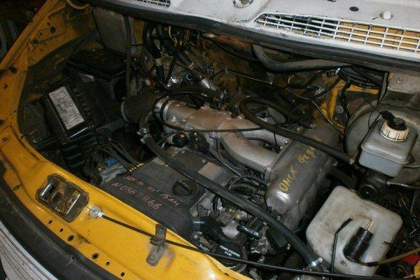 Замена двигателя в ГАЗель