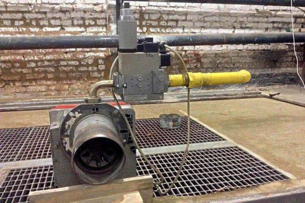 Газовая горелка для кузовного ремонта