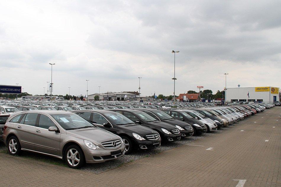 Автомобили из Германии