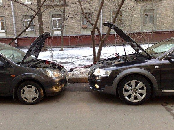 Автомобиль не держит холостых оборотов