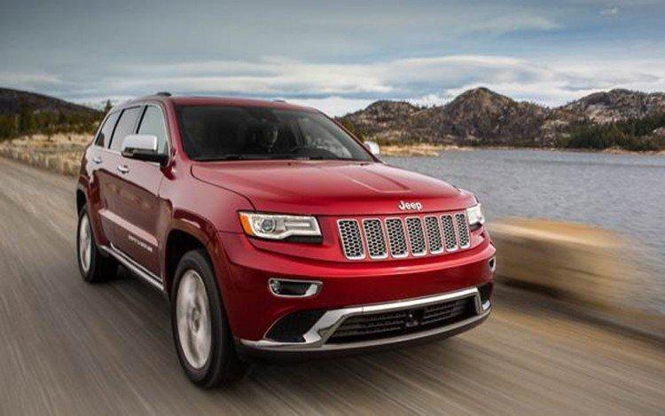 Обновленный Jeep Grand Cherokee 2016-2017 года