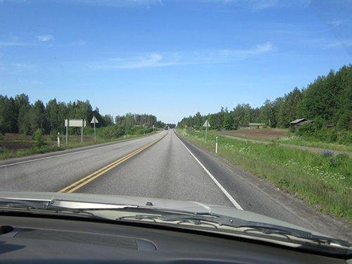 На исправной машине любая дорога - наслаждение