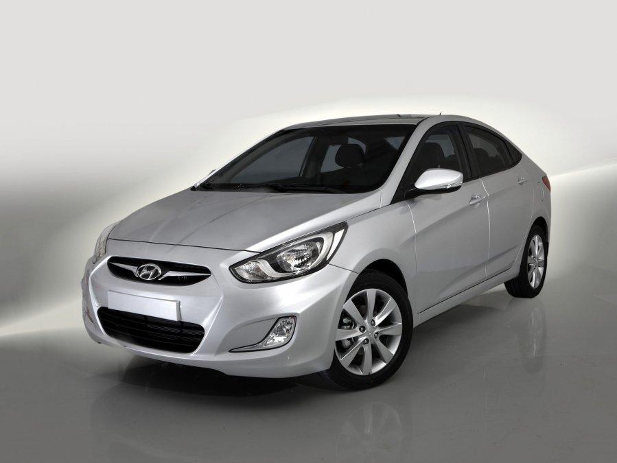 Hyundai Solaris - второе место в списке