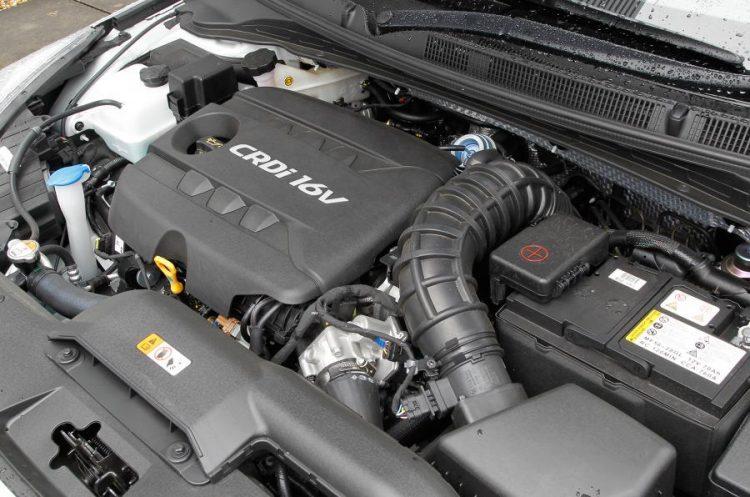 Дизельный двигатель, обеспечивающий наименьший расход топлива