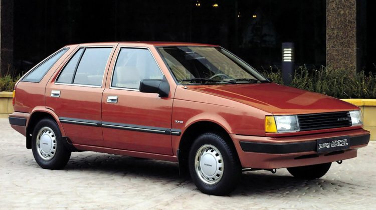 Первый автомобиль собственной разработки от Хендай