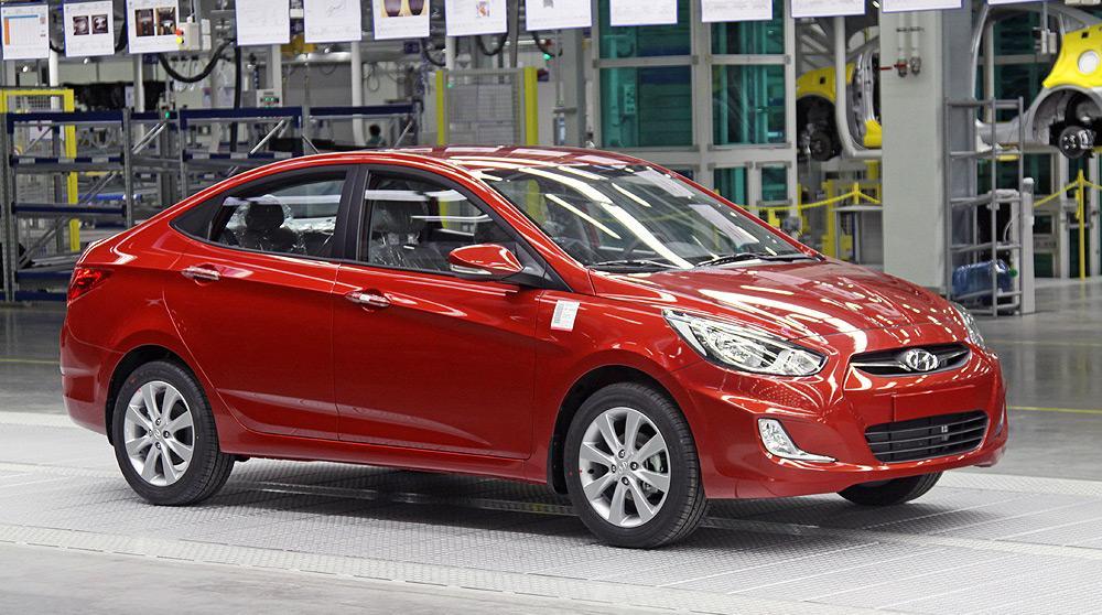 Hyundai Solaris - седан, покоривший многих автолюбителей