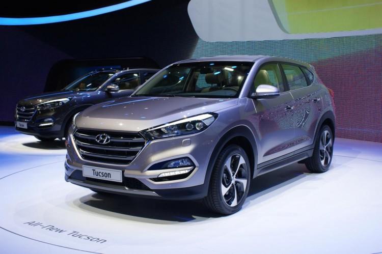 Сколько стоит новый Hyundai Tucson 2016-2017 в России