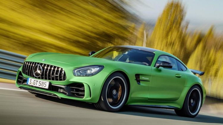 Mercedes-AMG GT (Мерседес AMG GT)