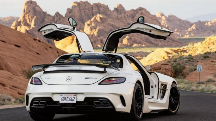 Mercedes-Benz SLS AMG (Мерседес-Бенц SLS AMG)