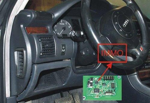 Иммобилайзер - дополнительная защита автомобиля