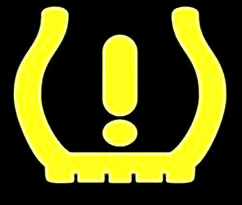 Датчик системы контроля давления в шинах