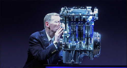 Особенно интересует мощность двигателя