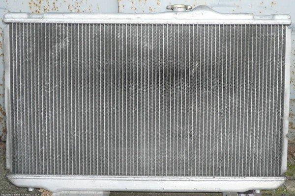 Интеркулер воздушного типа