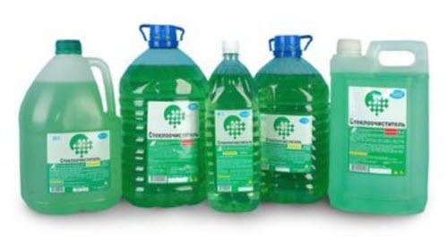 Пропиленгликоль используется во многих жидкостях