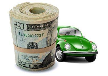 Выберите способ оплаты за авто