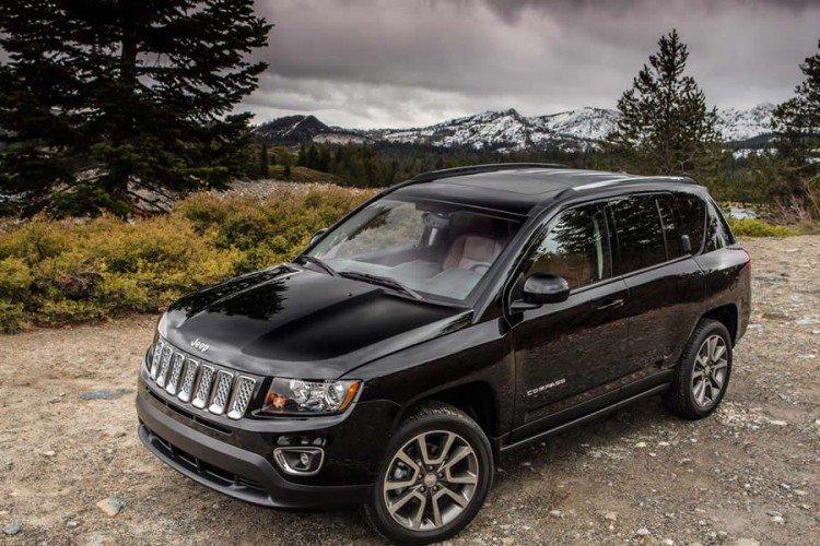 Цена Jeep Compass 2020-2021