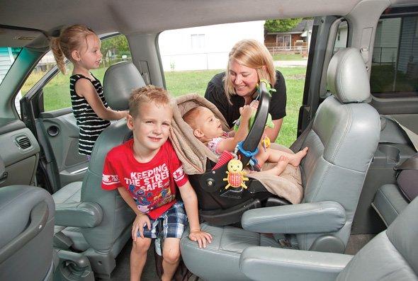 К поездке с ребенком нужно тщательно подготовиться