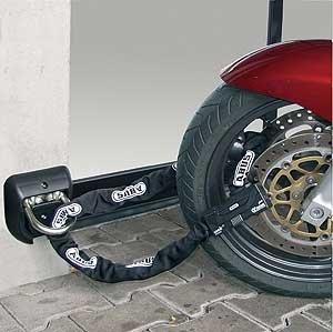 цепь замок для защиты мотоцикла