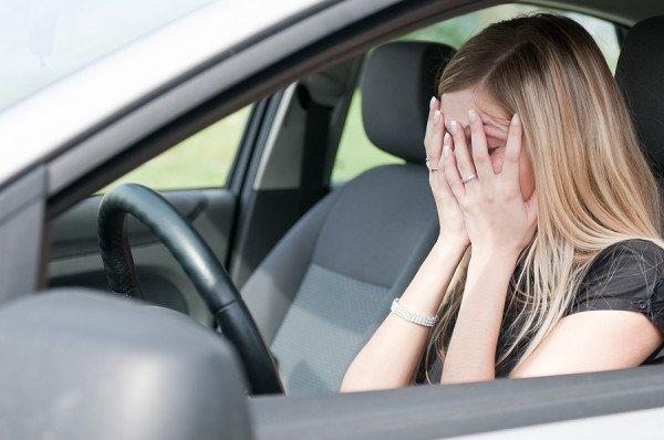 как справиться со страхом вождения