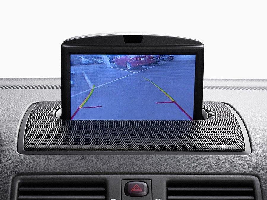 Установка камеры заднего вида на авто своими руками 220