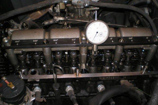 Клапанная система двигателя ВАЗ 2106