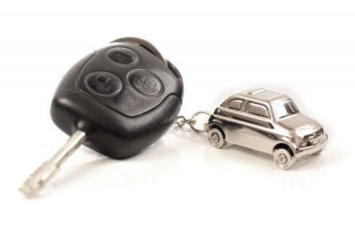 Ключ-брелок от центрально замка автомобиля