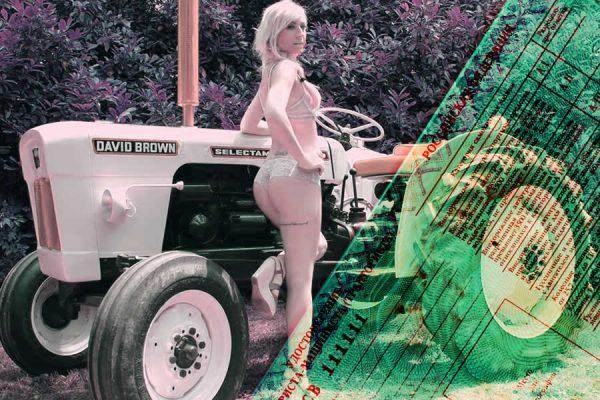 Когда получают права на трактор
