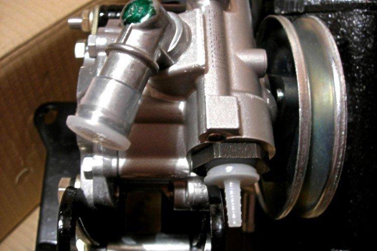 Ремонт рейки гидроусилителя руля своими руками фото 14