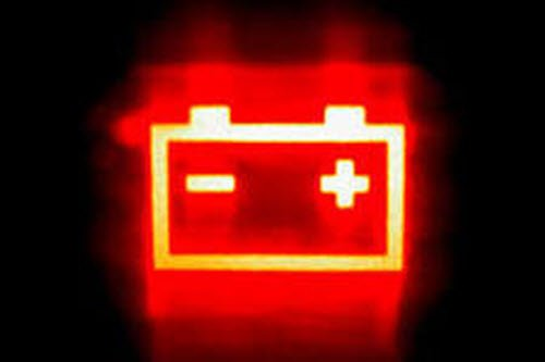 Проверочная лампа зарядки аккумуляторной батареи