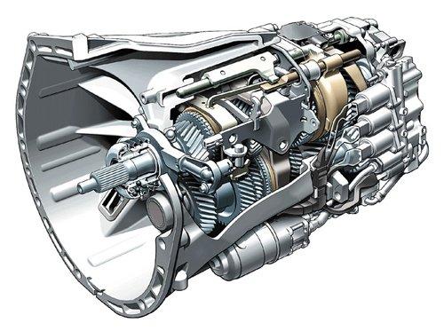 Благодаря КПП изменяется крутящий момент, передаваемый на ведущие колеса автомобиля