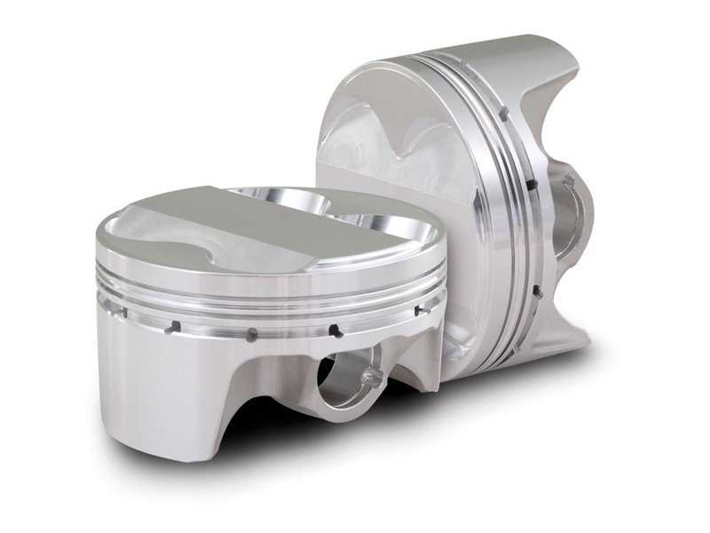 Кованые поршни для двигателя внутреннего сгорания