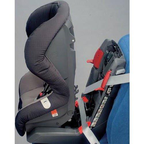 Установка и крепление детского кресла