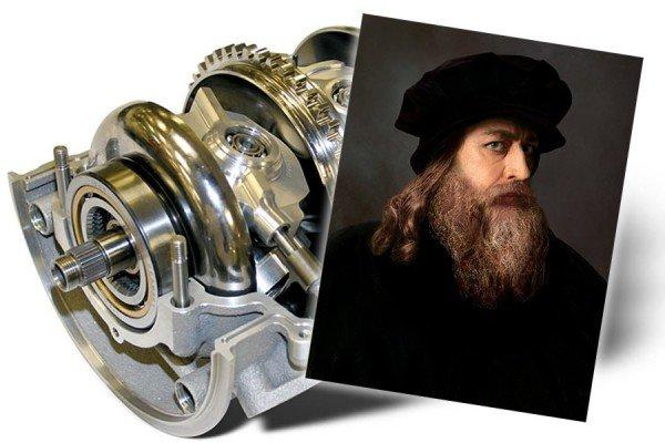 Леонардо да Винчи фото