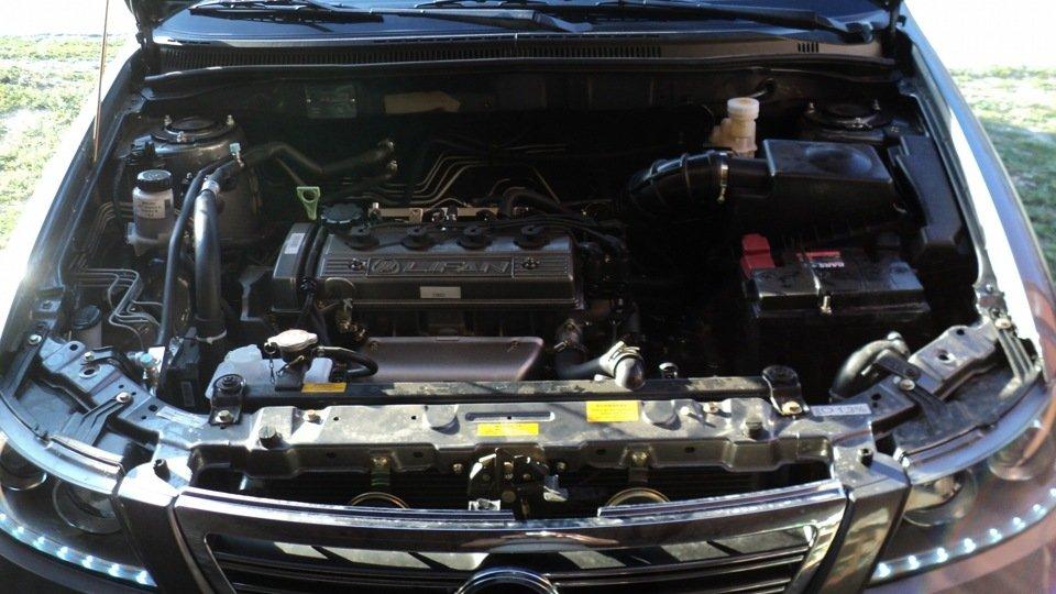 Двигатель автомобиля 1.6 выдает 106 лошадиных сил