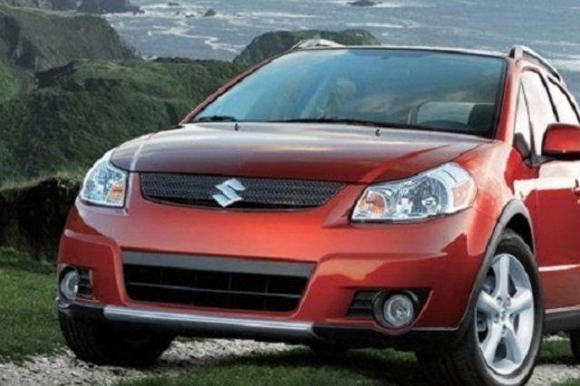 Преимущества и недостатки Suzuki SX4 2016-2017 года
