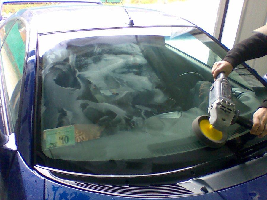 Полировать авто своими руками видео