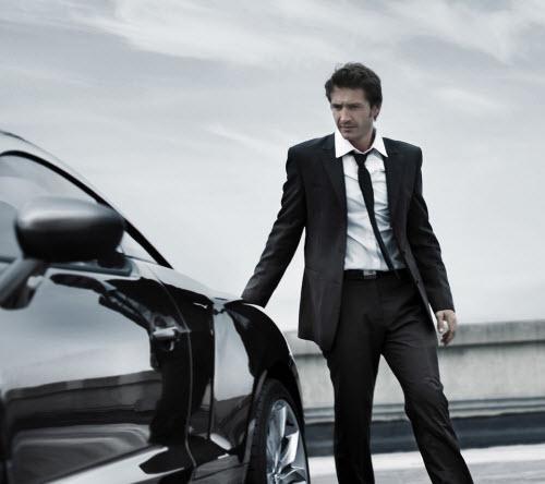 Машина – часть имиджа настоящего мужчины